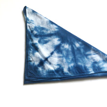 Tie Dyed Organic Cotton Bandanas