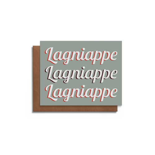 Lagniappe | Christmas Card