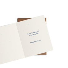 Nailed It - Humorous Father's Day Card - Digitally Printed A2 Cards w/ envelope