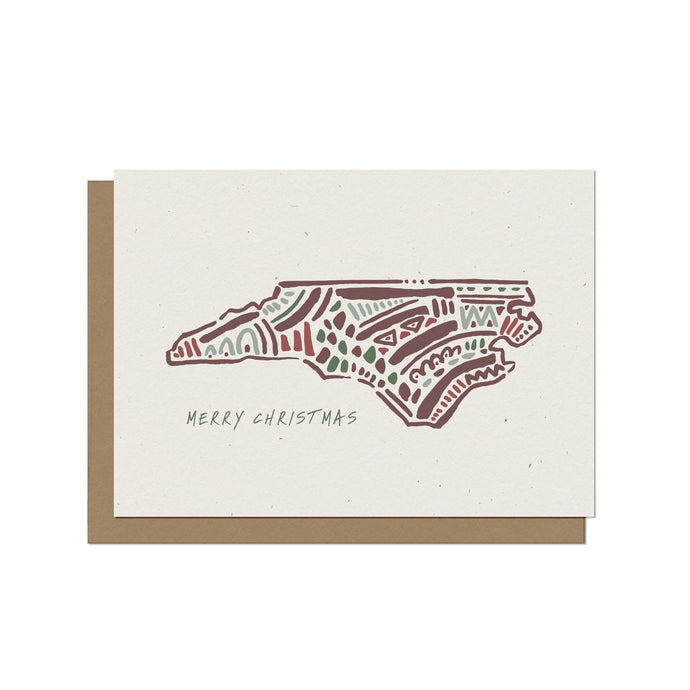 North Carolina State - Christmas Card