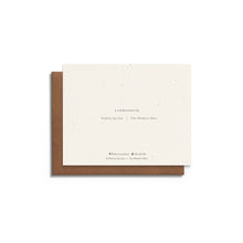 Peace on Earth | Blank Holiday Card