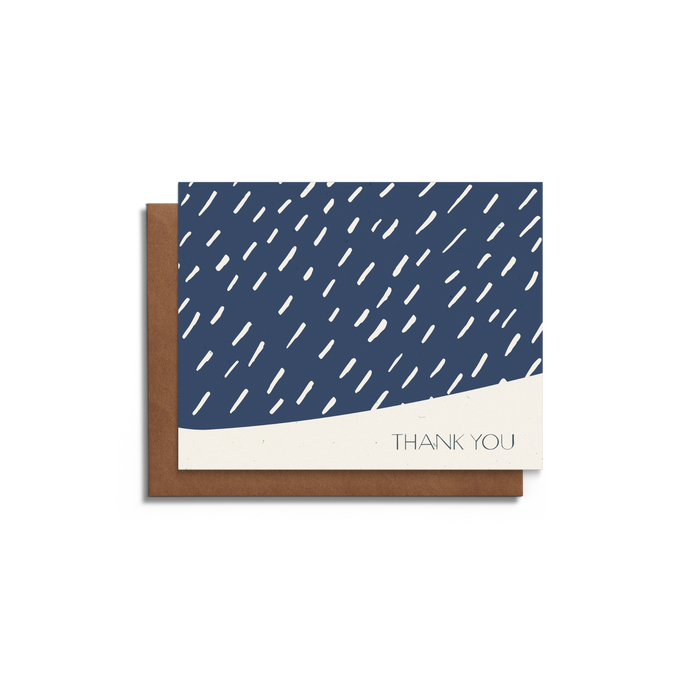 Weather the Storm | Thank You Card