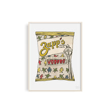 Zapps Voodoo Chips Illustration by Statement Goods