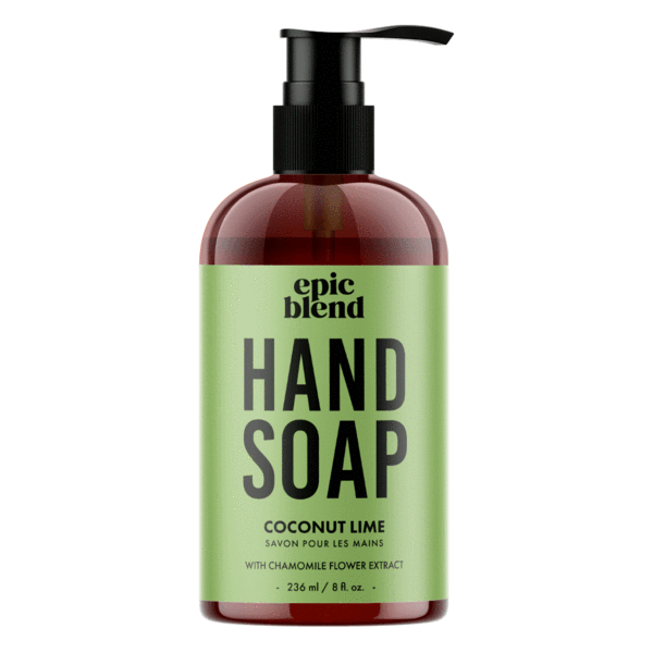 Coconut Lime Hand Soap