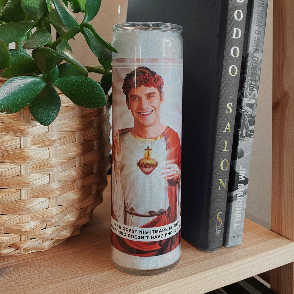 Saint Antoni Porowski Prayer Candle