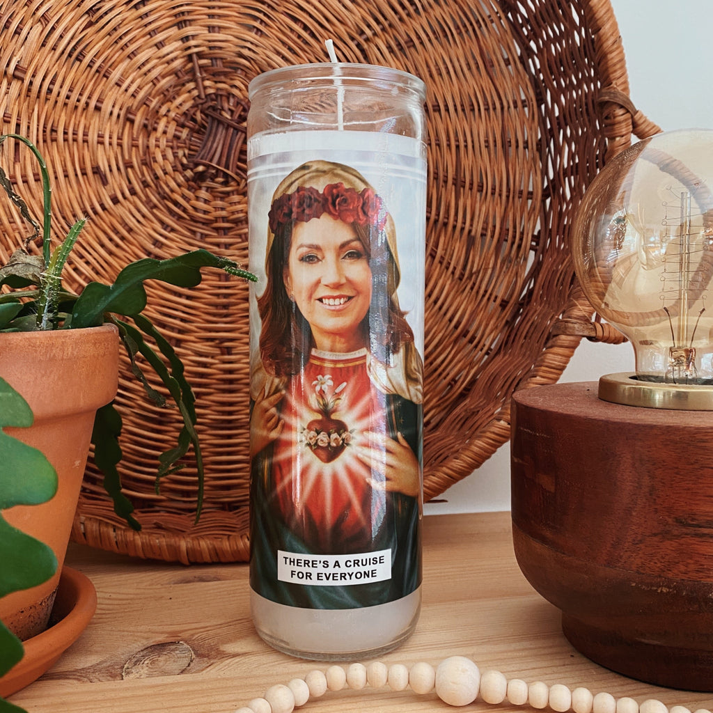 Saint Jane McDonald Prayer Candle