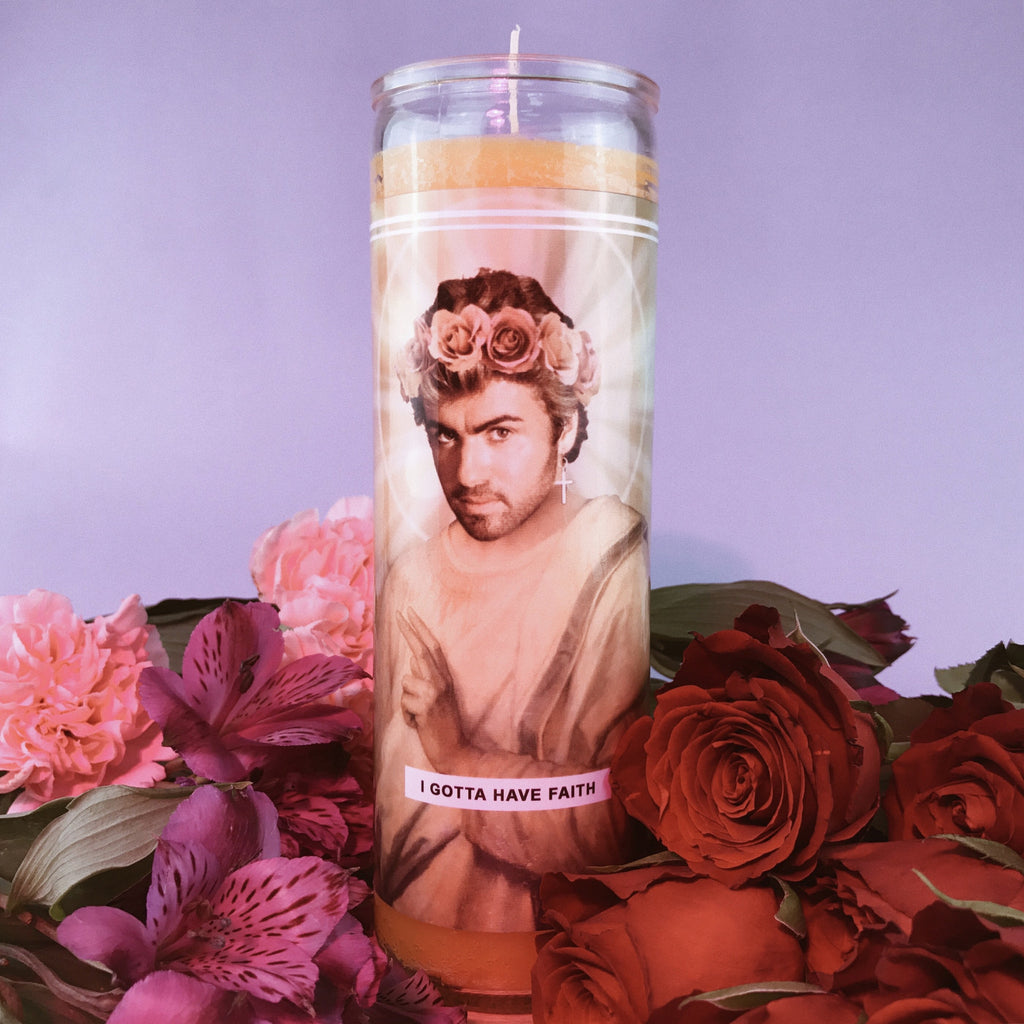 Saint George Prayer Candle