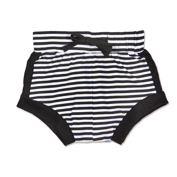 Striped Nappy Shorties