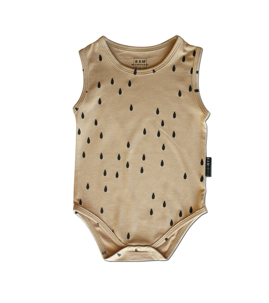 No More Tears Singlet Onesie