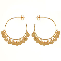 Chloe Earrings - LUV & BART