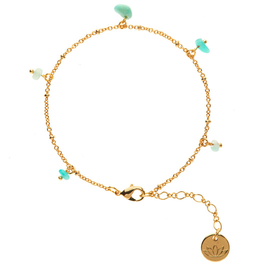 Kelly Anklet - LUV & BART