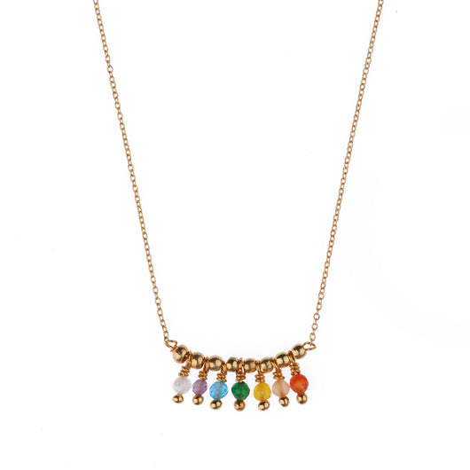 Josie Necklace - LUV & BART