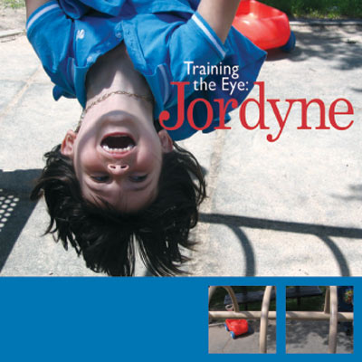 Training the Eye: Jordyne (Digital Download - 914 MB zip file)