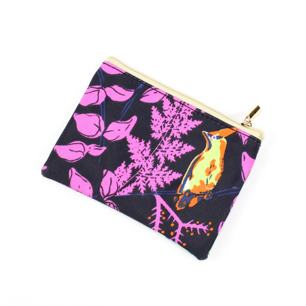 Bright Bird Coin Purse