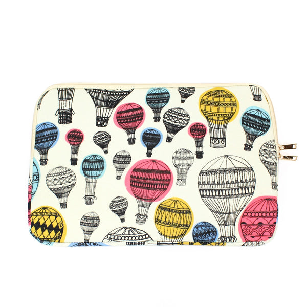 Balloon Flight Laptop Bag