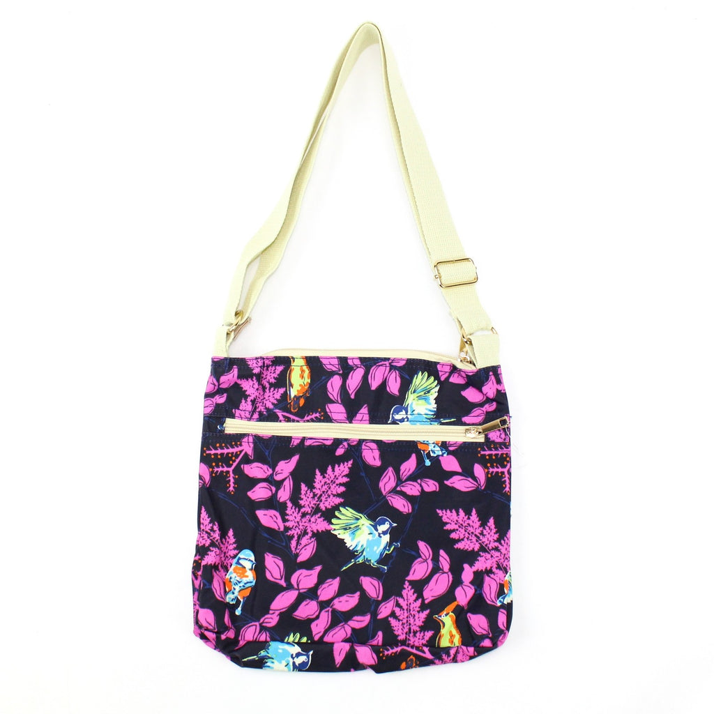Bright Bird Cross Body Bag