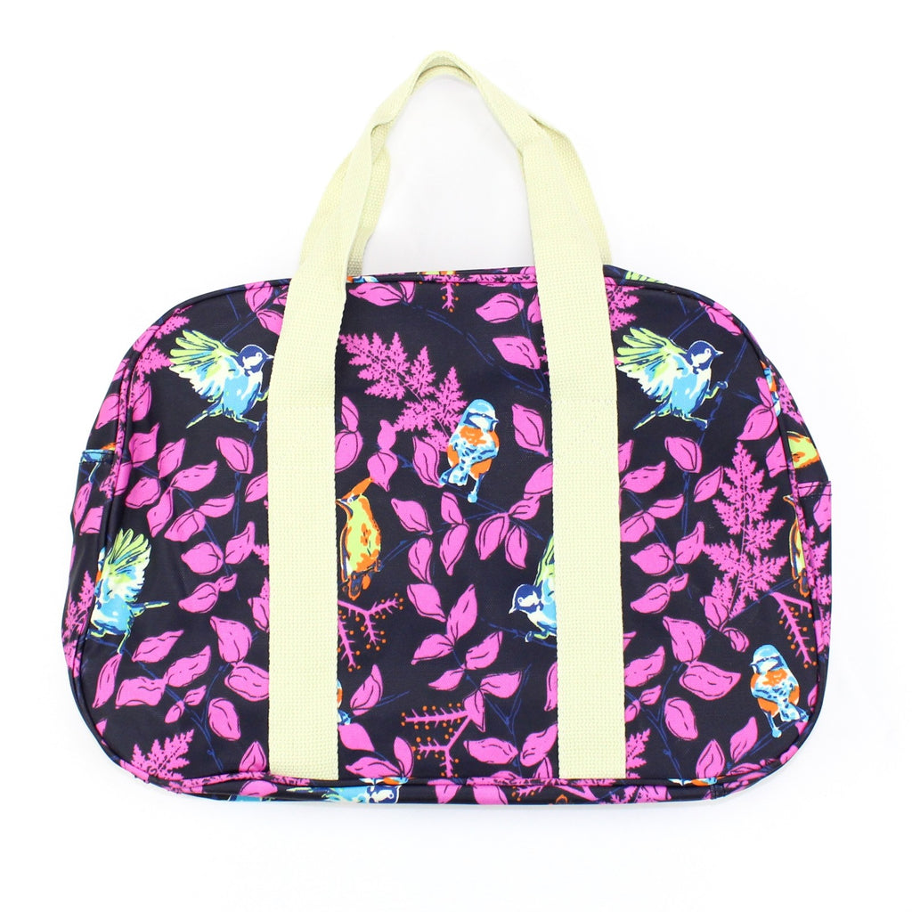 Bright Bird Small Weekender