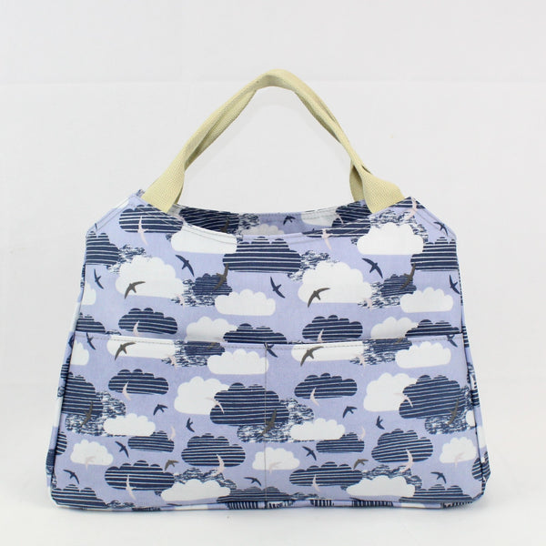Clouds Day Bag