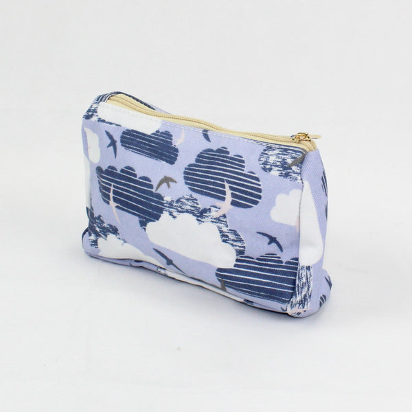 Clouds Make-Up Bag