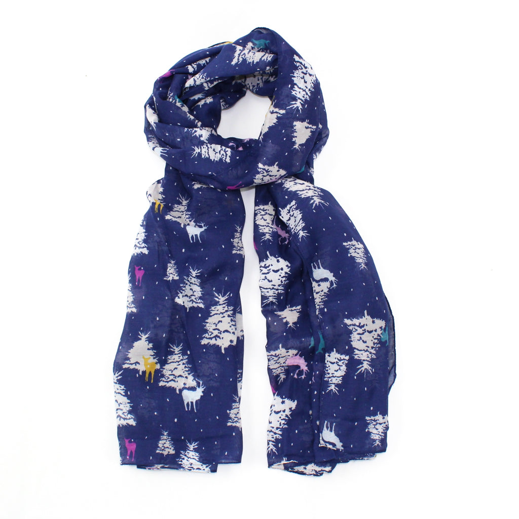 Deer Dream Navy