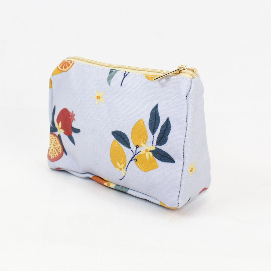 Fruit Tree Make-Up Bag