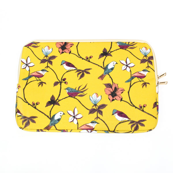 Rosalyn Laptop Bag Yellow
