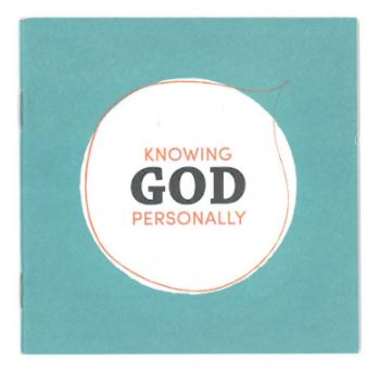 Knowing God personnally