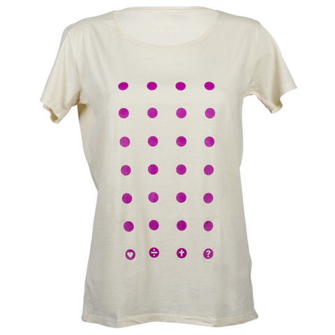 "THE FOUR T-Shirt ""More than Points"" femme"