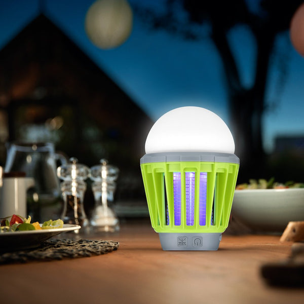 Enkeeo Mosquito Zapper Lantern LED - Ozzy Outdoors