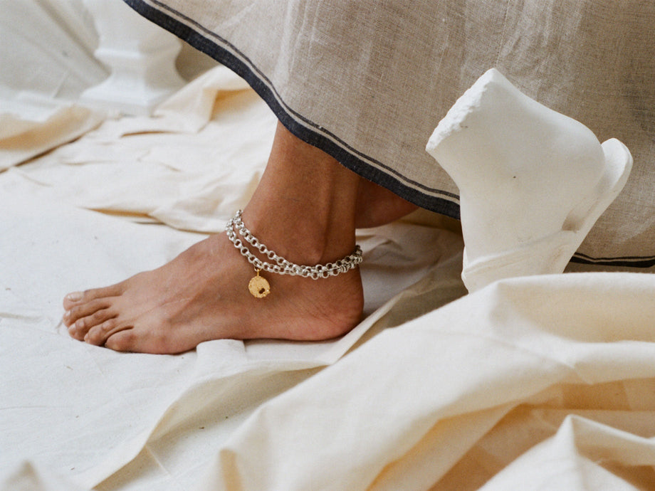 The Ritual Anklet