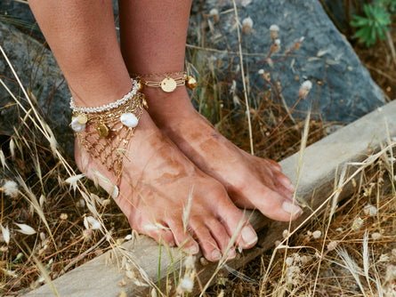 Il Leone Anklet