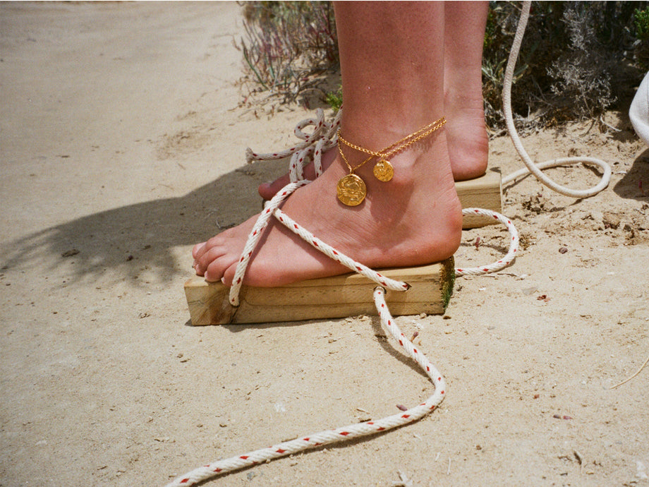 The Scattered Decade Anklet