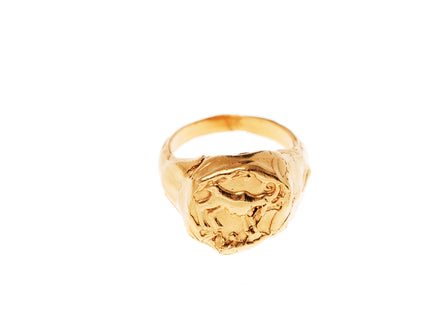 The Aries Signet Ring
