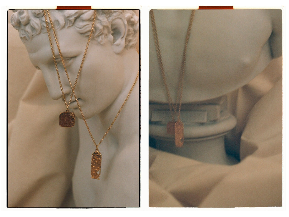 Infernal Storm Necklace // MAN