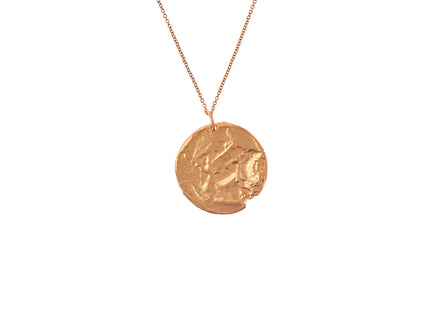 The C__l__o Pendant // Gold-Plated
