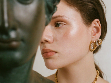 The Lia Earrings
