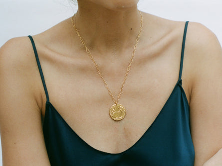 Il Leone Medallion // and the Moon Fever