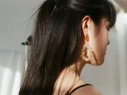 The Infinite Light Earrings