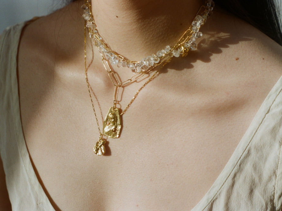 The Infinite Light Necklace