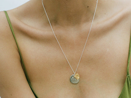 La Collisione Necklace