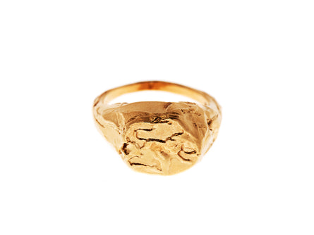 The Leo Signet Ring