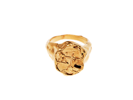 The Libra Signet Ring