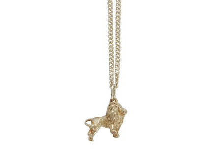 Men's // The Lion Necklace