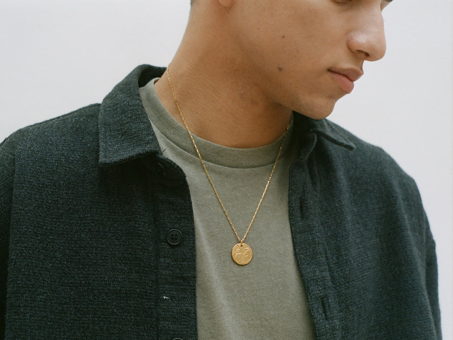 Medium Leone Necklace // MAN