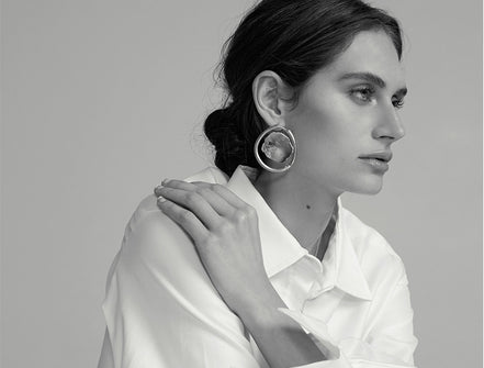 The Minim Earring