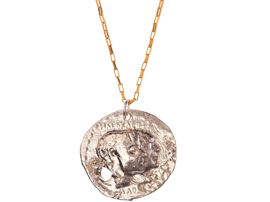 28e19e85818ba The Other Side of the World Necklace // MAN ~ Alighieri