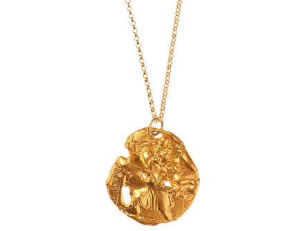 St. Christopher Necklace // Chapter i