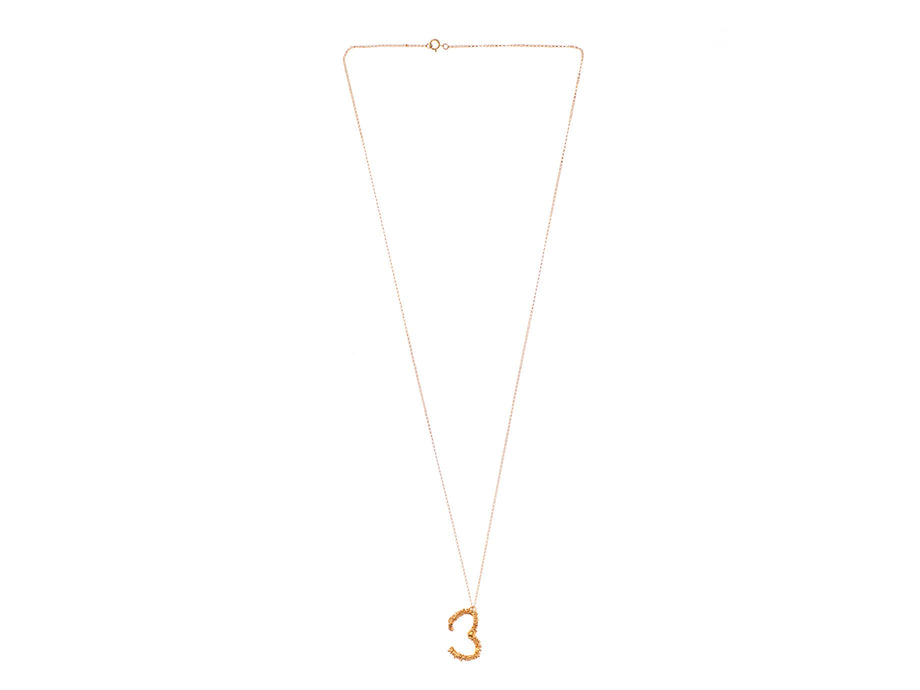 The Fortune of 3 Necklace
