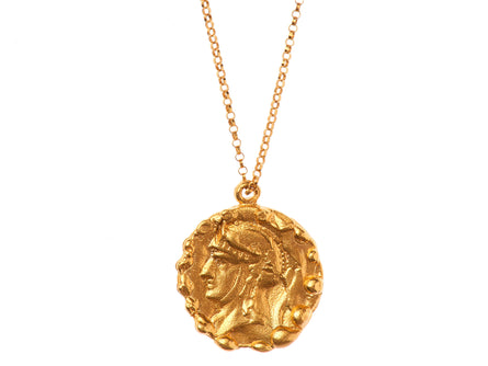 The Renaissance Medallion Necklace