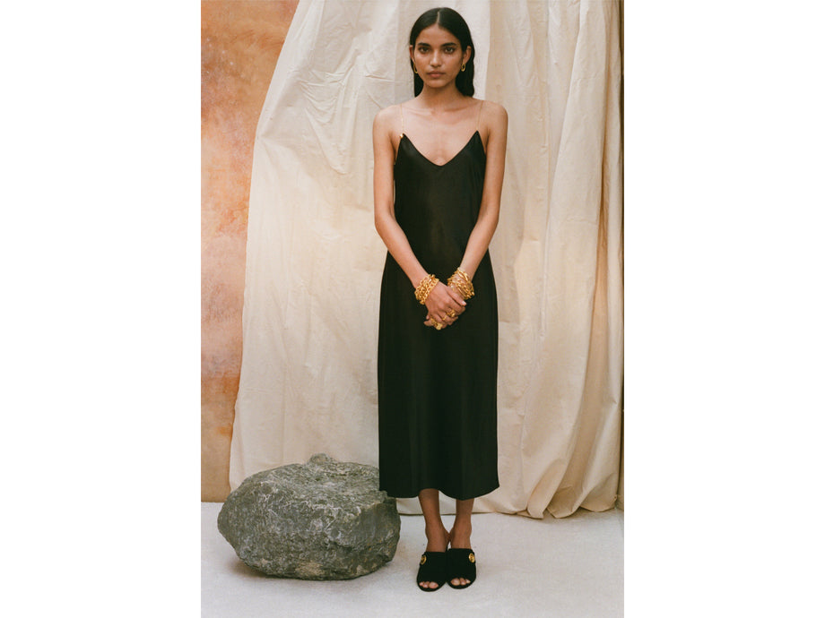 The Ball and Chain Slip Dress